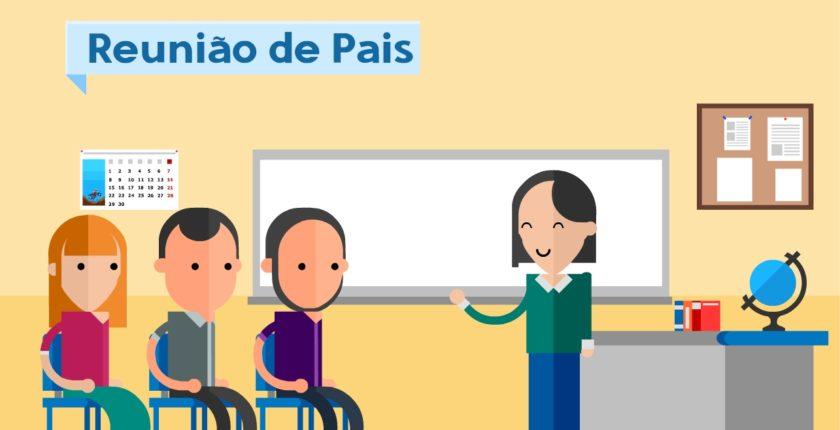 Muitas vezes Reunião de Pais e Mestres – FUNDAMENTAL I e EDUCAÇÃO INFANTIL  RY39